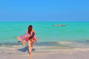 Girl in Zanzibar