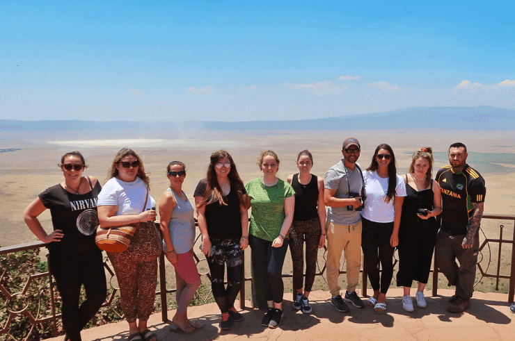 Ngorongoro Crater Group Tour