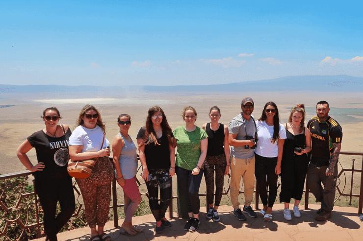 Ngorongoro Crater Group Tour