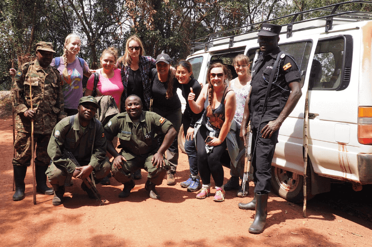 Uganda Group Tour