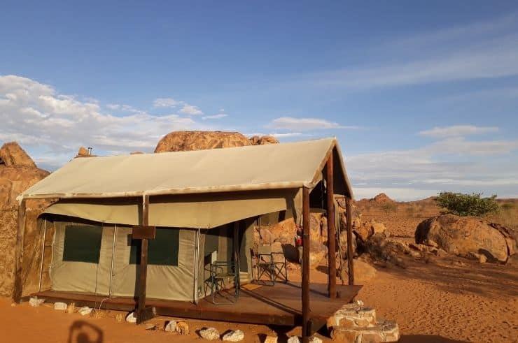 Madisa Camp - Namibia