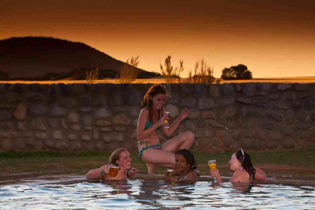 Sesriem Campsite Namibia