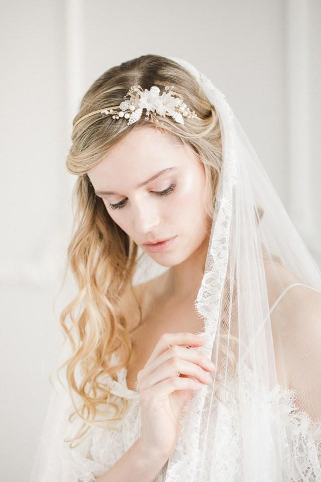 a guide to wedding veils - rock my wedding | uk wedding blog