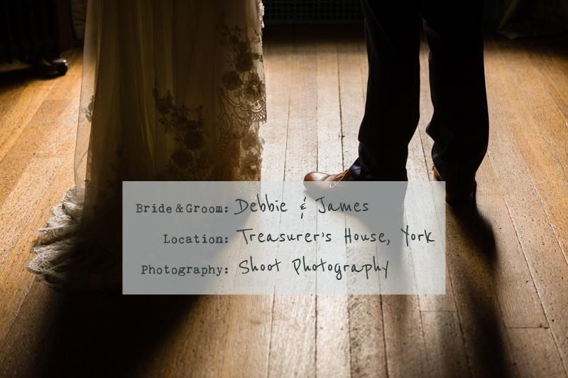 Shoot Photography York Wedding Treasurer's House