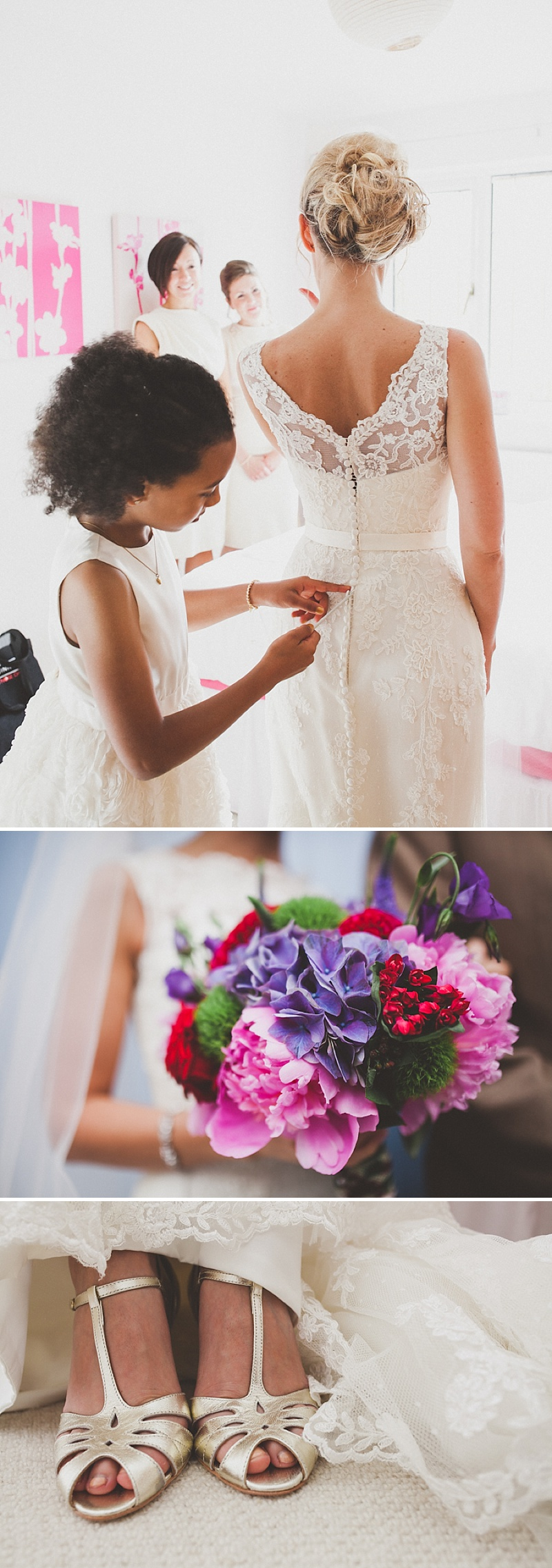 A Colourful Contemporary Wedding At Fazeley Studios Digbeth Bride in Justin Alexander Gown Photography by Jordanna Marston 0003 Love In A Hopeless Place.