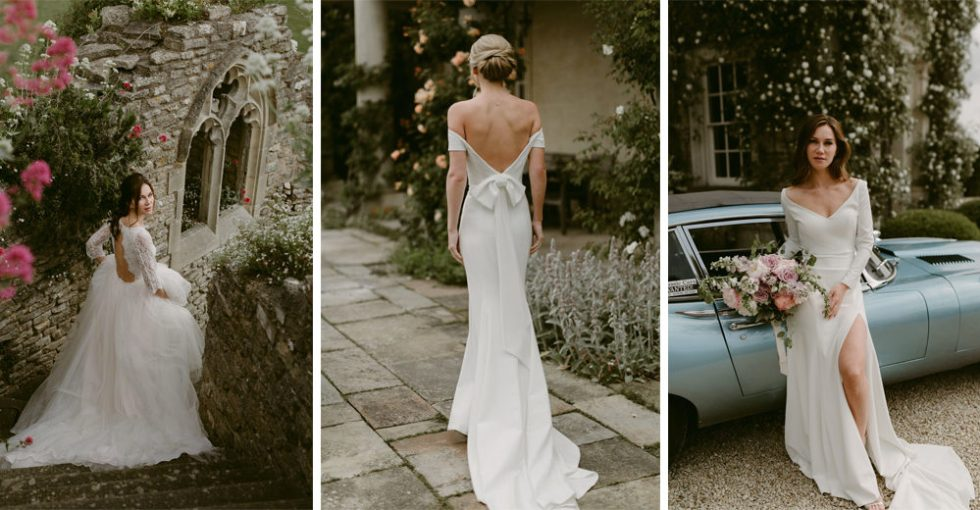 Naomi Neoh Wedding Dresses