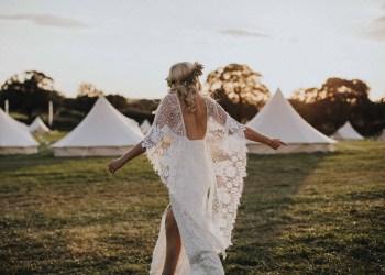 Boho Wedding Dresses For Free-Spirited Bohemian Brides