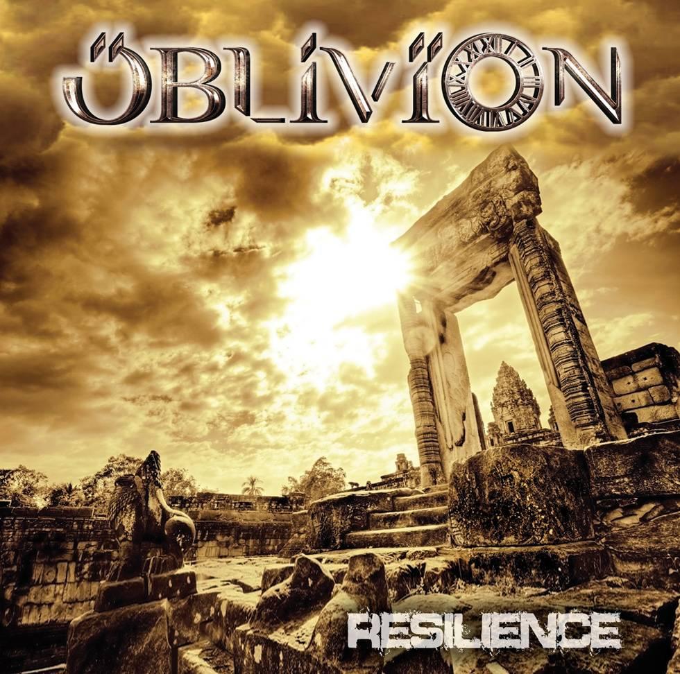 Oblivion Resilence Cover