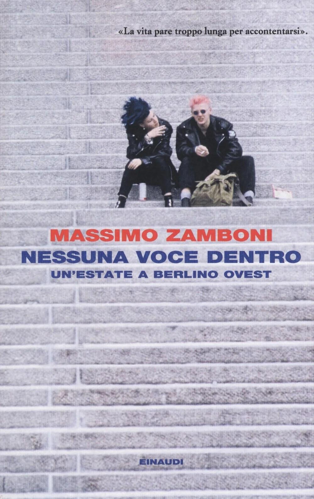Recensione di Nessuna Voce Dentro – Massimo Zamboni