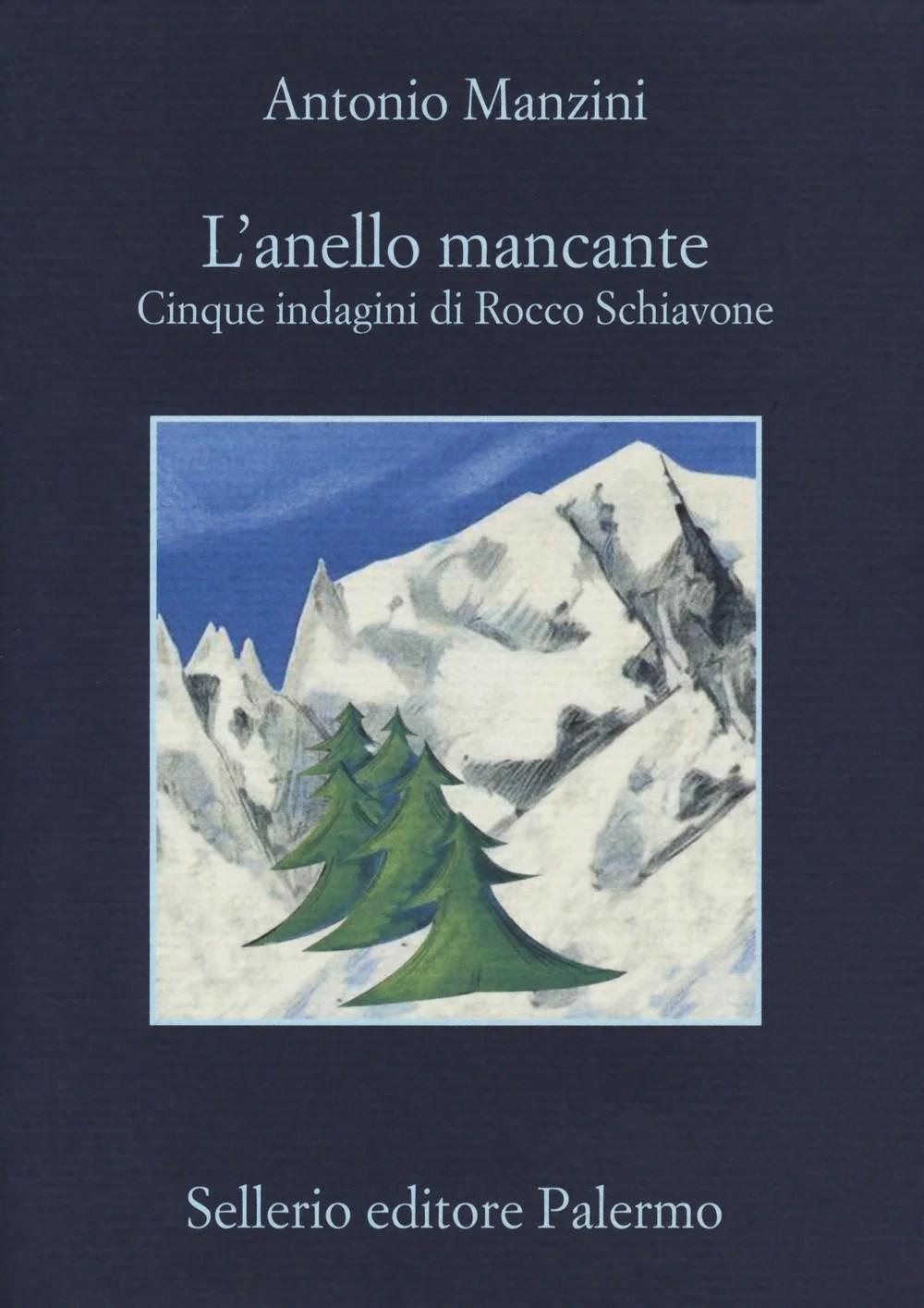 Recensione di L'Anello Mancante – Antonio Manzini