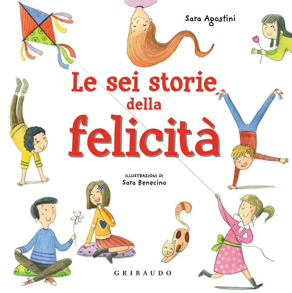 Recensione di Le Sei Storie Della Felicità – S. Agostini-S. Benecino