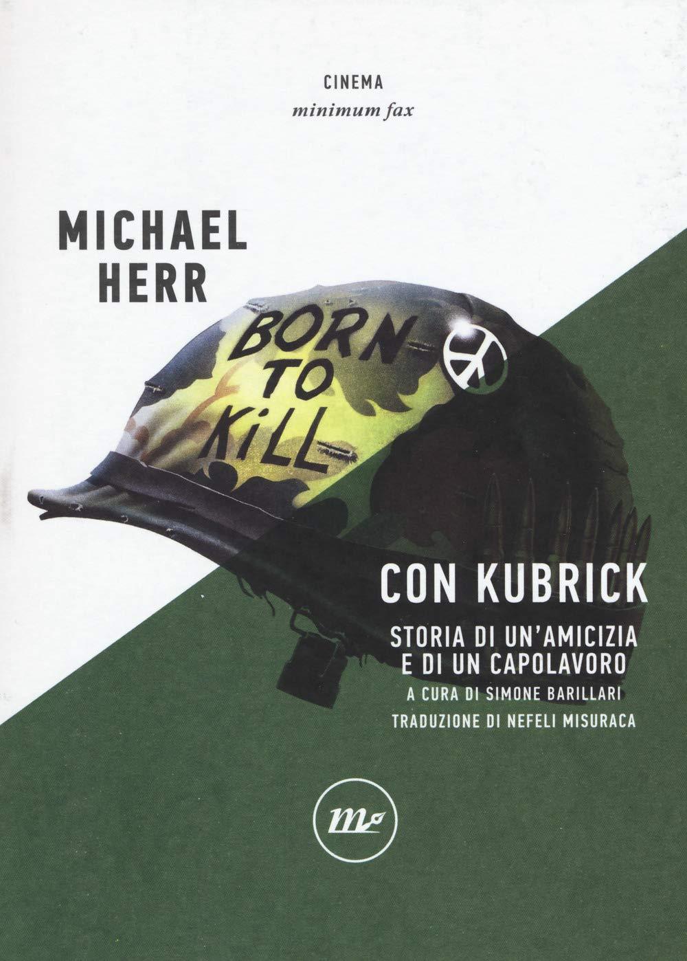 Recensione di Con Kubrick – Michael Herr
