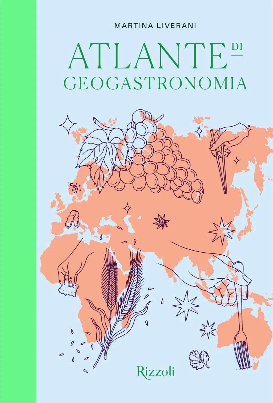 Recensione di Atlante Di Geogastronomia – M. Liverani