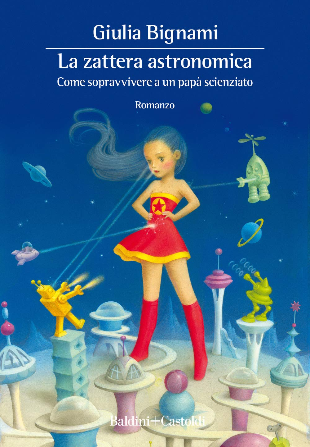 Recensione di La Zattera Astronomica – Giulia Bignami
