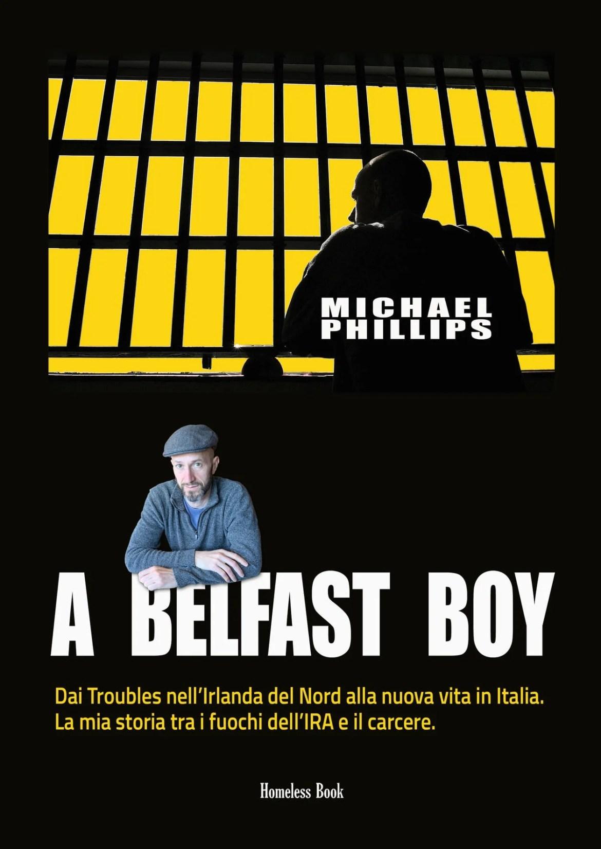 Recensione di A Belfast Boy – Michael Phillips
