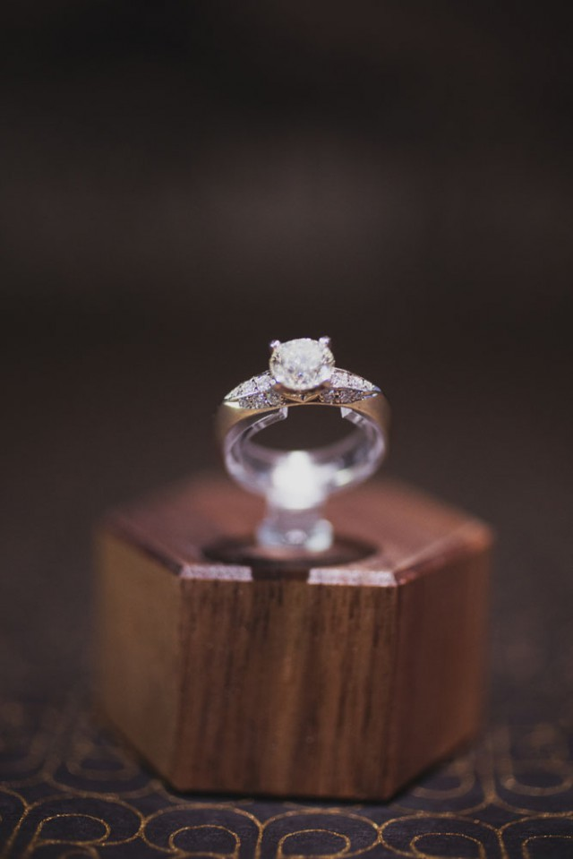 Create Your Alternative Engagement Ring With Baroque