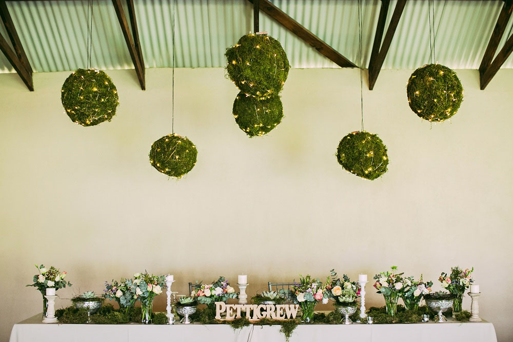 Romantic Forest Wedding In South Africa Rock N Roll Bride