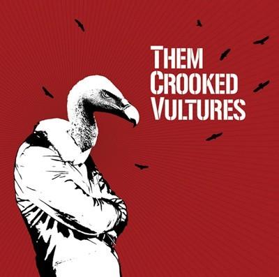 Them Crooked Vultures (el álbum)