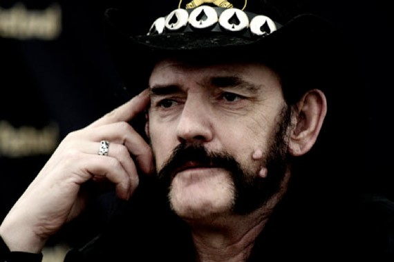 Lemmy, líder de Motorhead