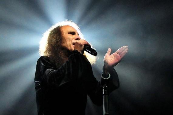 Ronnie James Dio en vivo   Fotógrafo: Javier Valenzuela