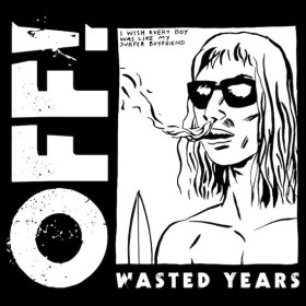 OFF! - Wasted Years (2014)