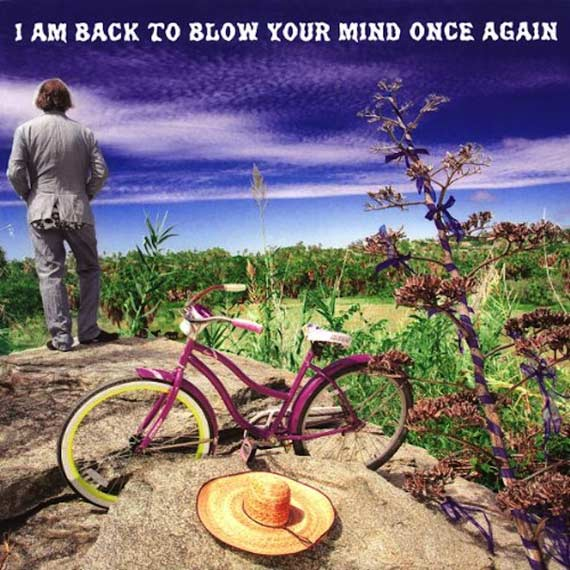 Peter Buck - I Am Back To Blow Your Mind Once Again (2014)