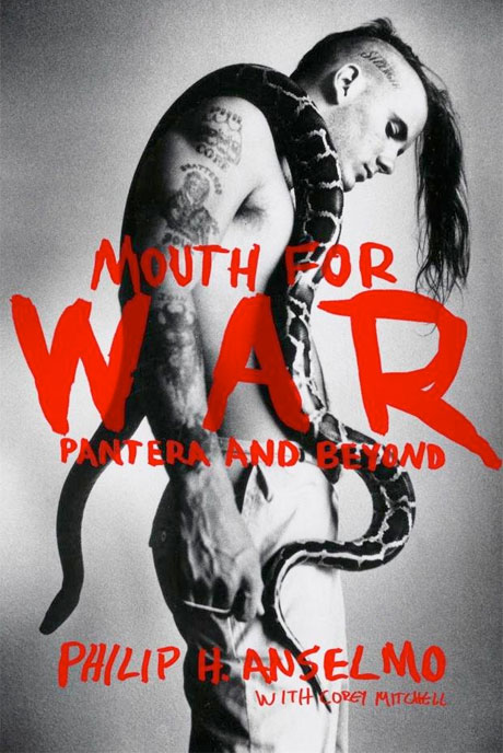 Phil Anselmo - Mouth for War (2015)