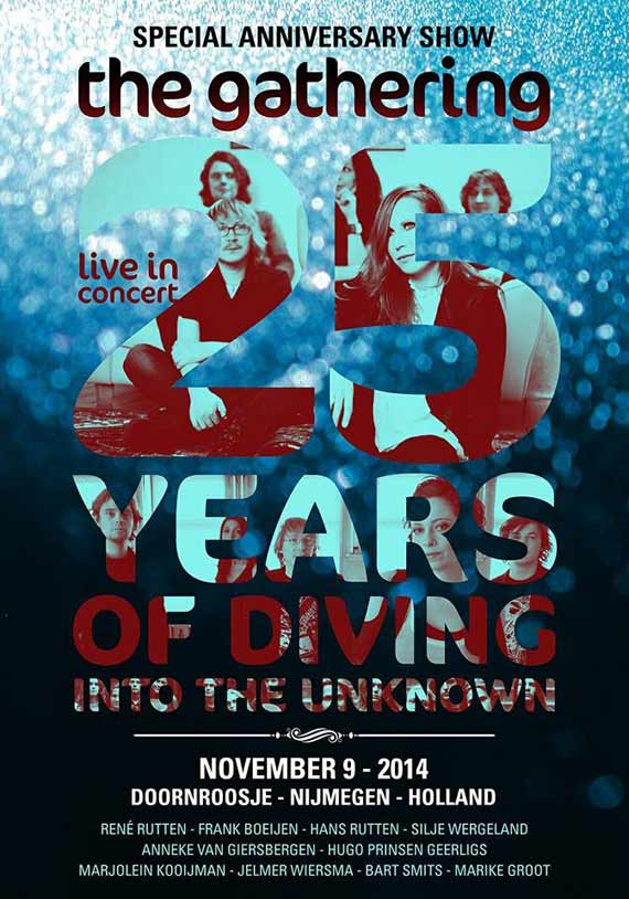 The Gathering - 25 Years of Diving into the Unknown