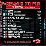 OnAir Top10 Sonuçları - 11.Hafta