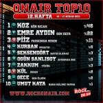 OnAir Top10 Sonuçları - 12.Hafta