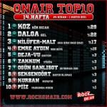 OnAir Top10 Sonuçları - 14.Hafta