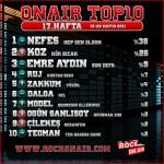 OnAir Top10 Sonuçları - 17.Hafta