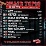 OnAir Top10 Sonuçları - 18.Hafta