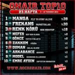 OnAir Top10 Sonuçları - 23.Hafta