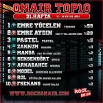 OnAir Top10 Sonuçları - 31.Hafta