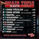 OnAir Top10 Sonuçları - 32.Hafta