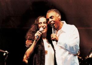 Gilberto Gil & Maria Bethania