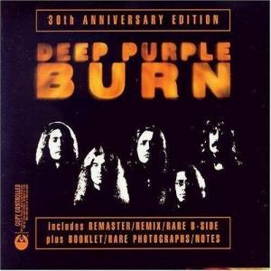 Deep Purple - Burn (1974), 30th Anniversary Edition