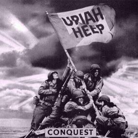 Uriah Heep - Conquest, 1980 (re-release)
