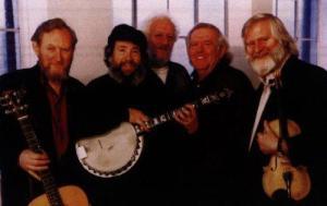 The Dubliners na zadnji turneji