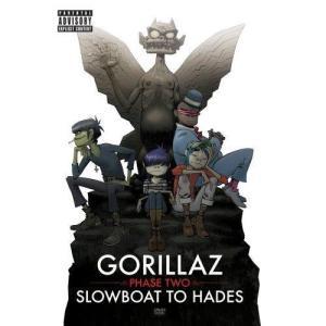 Gorillaz – Phaze Two / Slowboat to Hades (DVD)