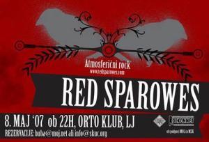 Red Sparowes ponovno v Sloveniji