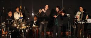 Kubanski jazz sreča klezmer - Quinteto Rodriguez