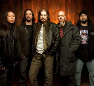Dream Theater z Golico v Hali Tivoli