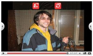 Video dneva za vas izbira Andrej Boštjančič - Ruda (Brencl Banda, Zmajev rep)
