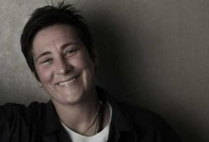 k.d. lang in The Siss Boom Bang v Londonu