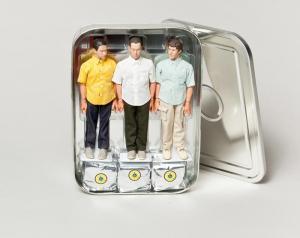 V prodaji Beastie Boys figurice