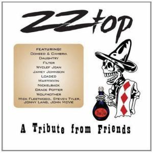 Prihaja tribute album ZZ Top