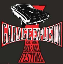 Napovedujemo Garage Explosion