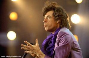 Mick Jagger ambasador deževnega gozda